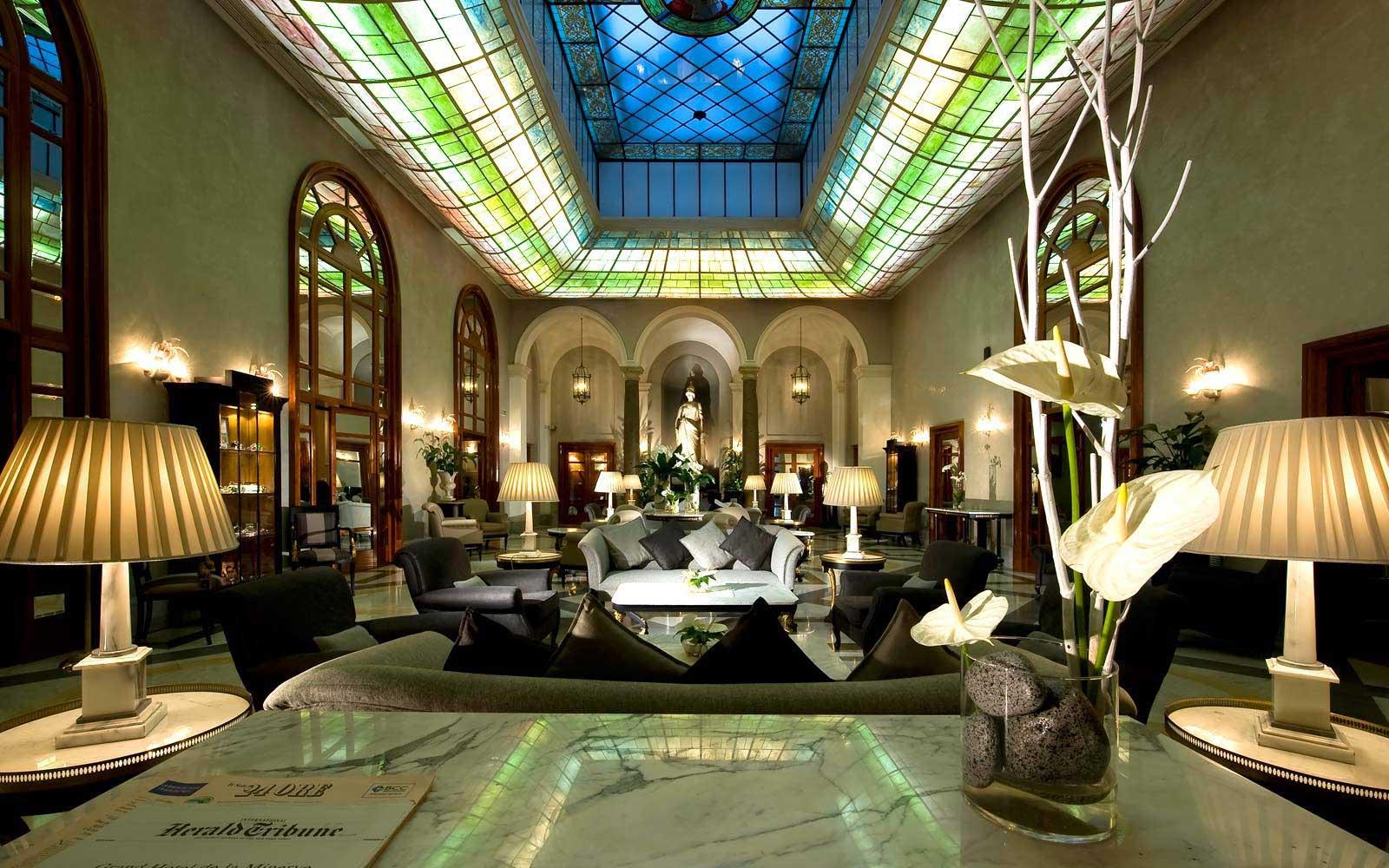Исторические гостиницы вРиме